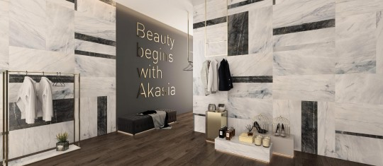 Use of Marble in Interior Store Design